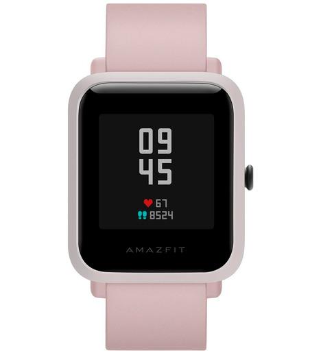 Смарт-часы Amazfit BIP S Lite Розовый