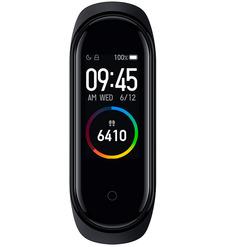 Фитнес-браслет Xiaomi Mi Smart Band 4 (MGW4052GL) Черный