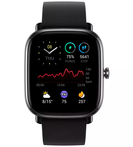 Смарт-часы Amazfit GTS 2 mini Черный