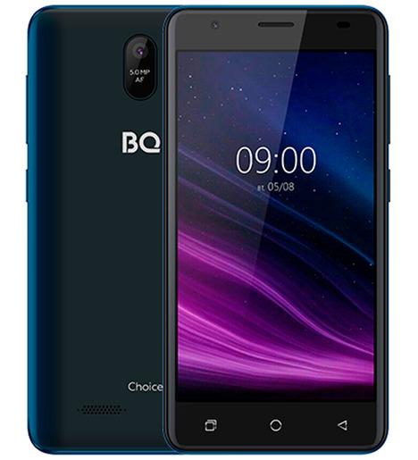 Смартфон BQ-5016G Choice 2/16GB Синий