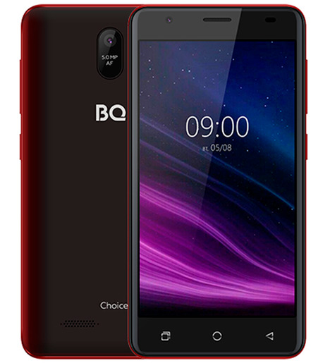 Смартфон BQ-5016G Choice 2/16GB Красный