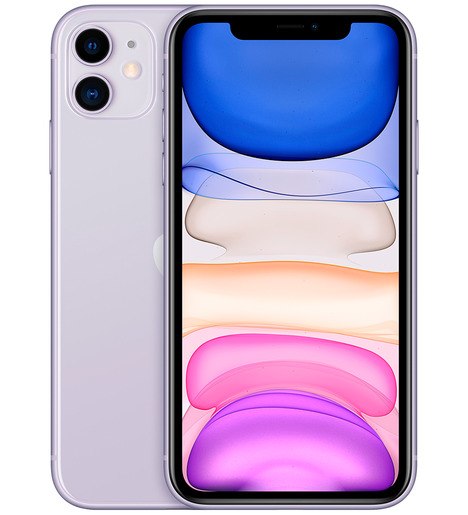 Смартфон Apple iPhone 11 128GB Фиолетовый