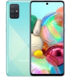 Смартфон Samsung Galaxy A71 6/128GB Синий