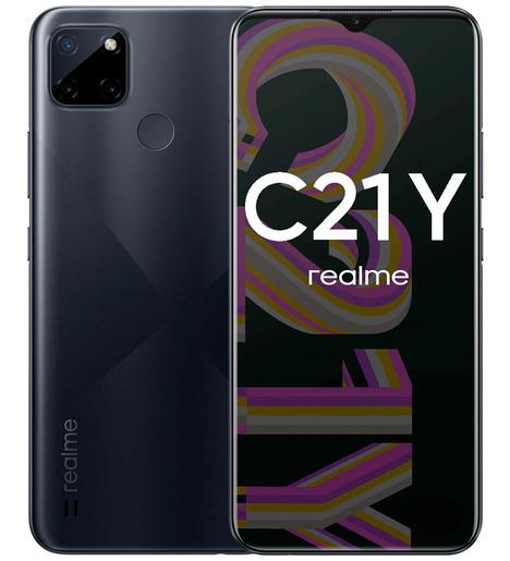 Смартфон Realme C21 3/32GB Черный