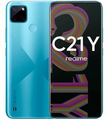 Смартфон Realme C21 3/32GB Синий