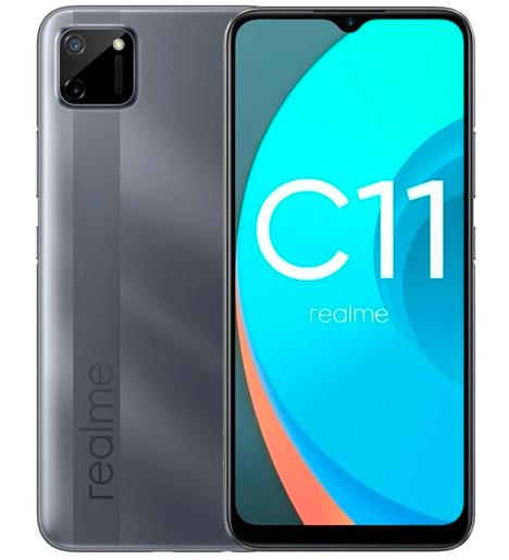 Смартфон Realme С11 2021 2/32GB Серый