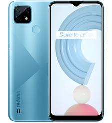 Смартфон Realme С21 4/64GB Синий