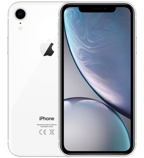 Смартфон Apple iPhone XR 64GB Белый
