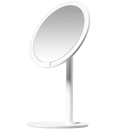 Зеркало для макияжа Xiaomi Amiro Lux High Color, White
