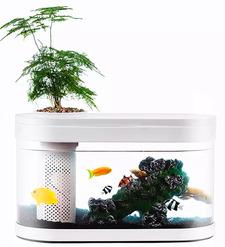 Аквариум Xiaomi Geometry Fish Tank Aquaponics Ecosystem (НF-JHG001)