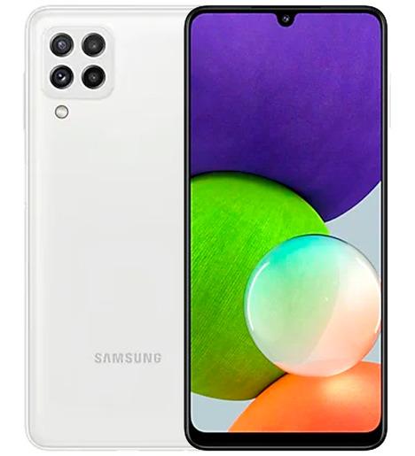 Смартфон Samsung Galaxy A22 4/128Gb Белый