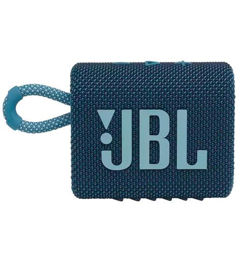 Портативная акустическая система JBL GO 3, синий