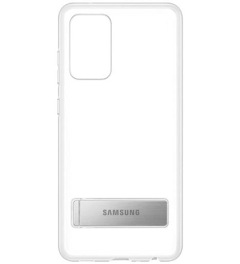 Чехол (клип-кейс) Clear Standing Cover для Samsung Galaxy А72 прозрачный (EF-JA725CTEGRU)