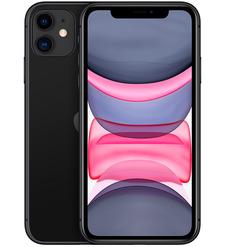 Смартфон Apple iPhone 11 64GB Черный
