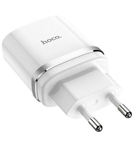 СЗУ Hoco C12Q Smart QC3.0 Белый