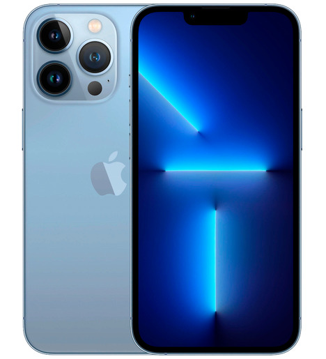 Смартфон Apple iPhone 13 Pro 256GB Голубой