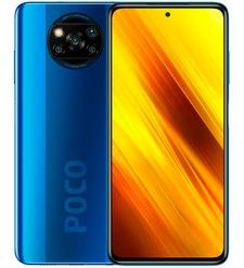 Смартфон Xiaomi Poco X3 NFC 6/128GB Синий
