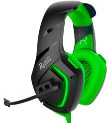 Гарнитура Smartbuy SBHG-8600RUSH SKYTHE, зеленая, игровая
