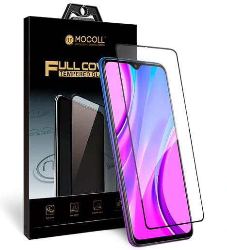 Защитное стекло Mocoll для Xiaomi Redmi 9A/9C Черное