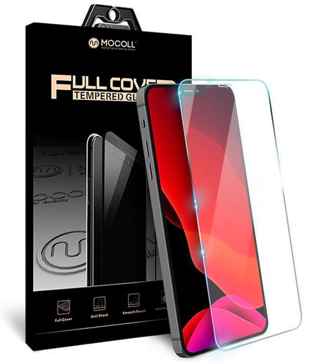 Защитное стекло Mocoll для iPhone 12/ iPhone 12 Pro (6,1') прозрачное