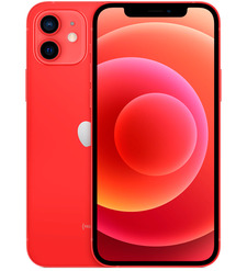 Смартфон Apple iPhone 12 64GB Красный
