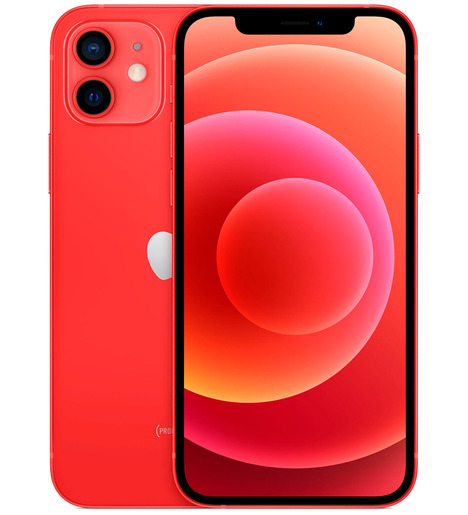Смартфон Apple iPhone 12 256GB Красный