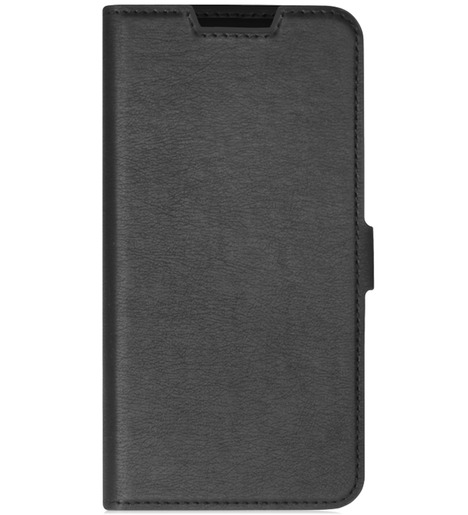 Чехол с флипом DF для Xiaomi Redmi 9C (black)