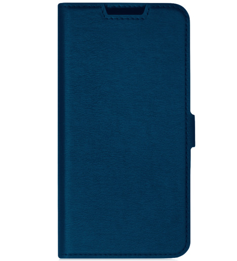 Чехол с флипом DF для Xiaomi Redmi 9C (blue)