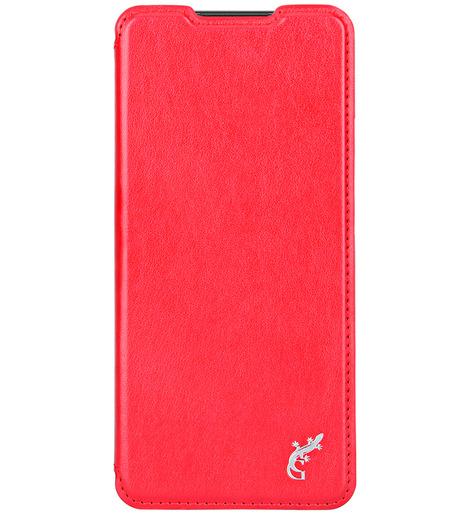 Чехол книга G-Case Slim Premium для Xiaomi Redmi 9, красный