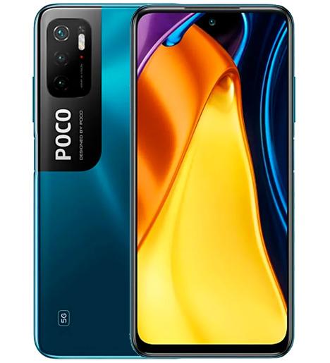 Смартфон Xiaomi POCO M3 Pro 5G 6/128GB Синий