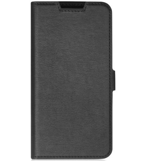 Чехол-книга DF для Xiaomi Redmi 9A (black)