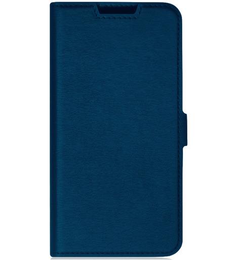 Чехол-книга DF для Xiaomi Redmi 9A (blue)