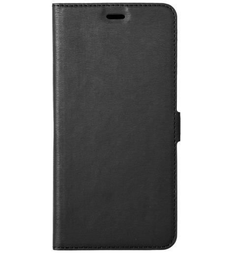 Чехол с флипом DF для Xiaomi Redmi 9 (black)