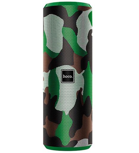 Портативная колонка Hoco BS33 Voice sports, camouflage green