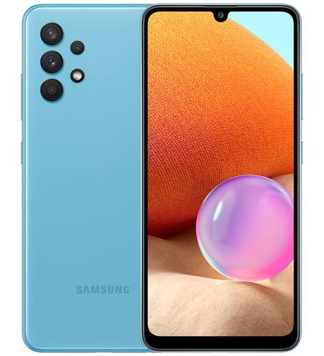 Смартфон Samsung Galaxy A32 4/64GB Голубой