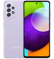 Смартфон Samsung Galaxy A52 8/256GB Лаванда