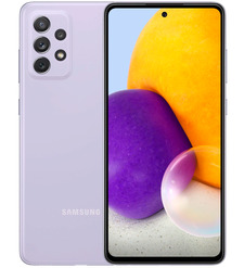 Смартфон Samsung Galaxy A72 6/128GB Лаванда