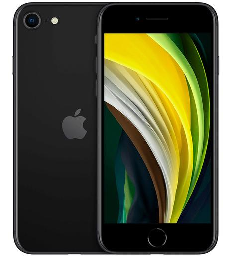 Смартфон Apple iPhone SE 2020 64GB Черный