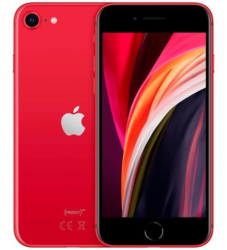 Смартфон Apple iPhone SE 2020 64GB Красный