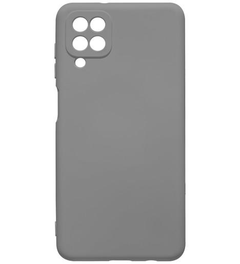 Чехол силиконовый NANO для Samsung A12 (2020) серый