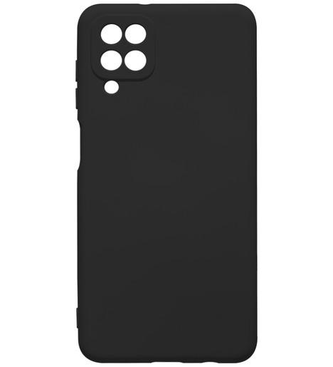Чехол силиконовый NANO для Samsung A12 (2020) черный