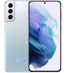 Смартфон Samsung Galaxy S21+ 8/256GB Серебристый