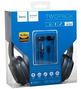Наушники полноразмерные HOCO W24 Enlighten, blue