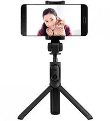 Монопод Xiaomi selfie stick tripod черный