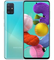 Смартфон Samsung Galaxy A51 6/128GB Синий