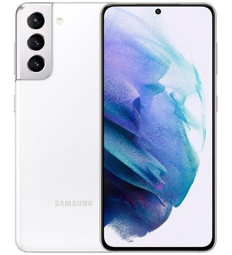 Смартфон Samsung Galaxy S21 8/256GB Белый
