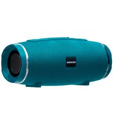 Портативная колонка Borofone BR3 Rich sound sports, peacock blue