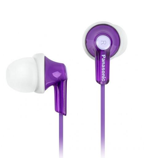 Наушники Panasonic HJE118 (Фиолетовые)