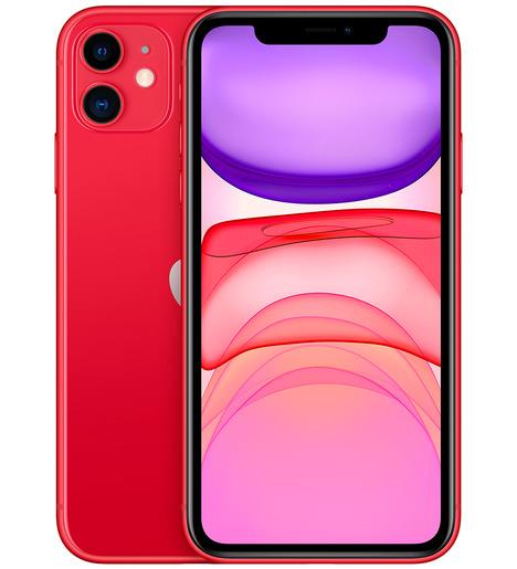 Смартфон Apple iPhone 11 64GB Красный