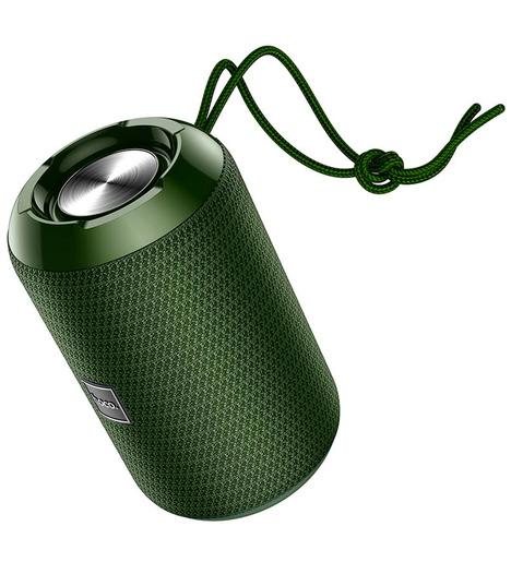 Портативная колонка Hoco HC1 Trendy sound sports, dark green
